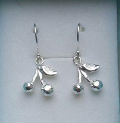 Silver Earrings Sterling Silver 925 Handmade by TalyaDesign