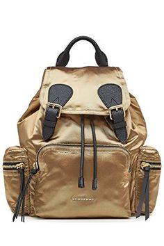 2ec9216b73c Shop for Burberry Satin Backpack