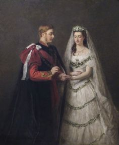 William Powell Frith - The Marriage of the Prince and Princess of Wales