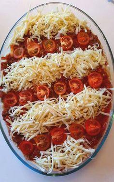 Krämig pastagratäng - ZEINAS KITCHEN Vegetarian Who Eats Fish, John Wayne, Donuts, Chili, I Am Awesome, Cabbage, Food And Drink, Soup, Vegan