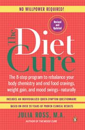 DLPA between meals will satisfy your pleasure-providing neurotransmitters better than mac & cheese | Julia Ross' THE DIET CURE