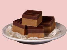 1 1/4 pounds chocolate and Peanut butter fudge. Starting at $12 on Tophatter.com!