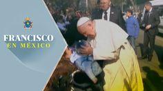 Recuento de las actividades del Papa Francisco en Ecatepec