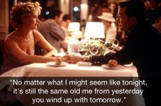 kissing movie quotes