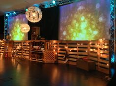 Over Time Stage Design | Evan Courtney