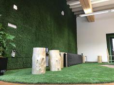 Artificial Turf, Interior Design