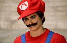 Penélope Cruz protagoniza la nueva campaña de Súper Mario Bros