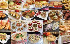 Idei de rețete cu aperitive pentru mesele festive Granola, Mozzarella, Table Settings, Food, Cold, Eten, Place Settings, Meals, Muesli