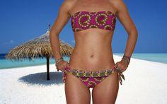 Costume Bikini in Sensitive modello Zambarau by SISI di Outletsrls