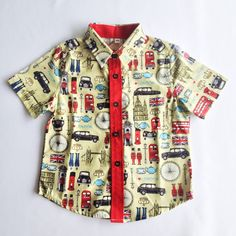 London Boy (London themed prints)  BY Precious Lullaby | Shoppertise Online Shopping - Malaysia