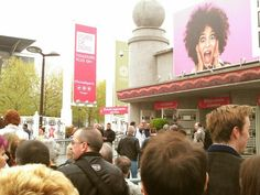 Oh ! Foire de Paris 2013 c'est parti !