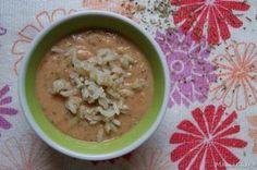 Zupa pomidorowa z cukinią dla niemowląt + 7 m