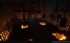 [UE4] Stylized Dungeon Set - Polycount Forum