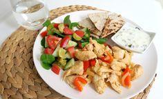 Recept: Gezonde Kipshoarma met Krokante Wrap | Optima Vita | Bloglovin'