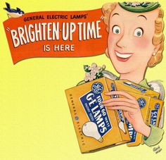 """Brighten Up Time"" - 1949"