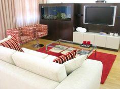 Decoração de Interiores - Cores - http://www.dicasdecoracao.com/decoracao-de-interiores-cores/