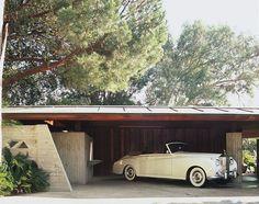 Goldstein House, 60s, John Lautner