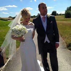 A beautiful wedding at Wychwood Park