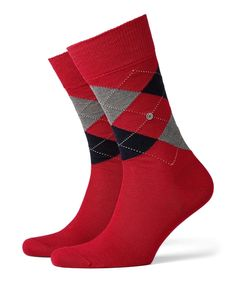 Burlington Manchester Socks in a fine rich cotton blend, elegant with a stylish argyle pattern. Free worldwide delivery available. Manchester, Blackpool, Casual Styles, Smart Casual, Dandy Look, Argyle Socks, Tie And Pocket Square, Pocket Squares, Tailored Shirts