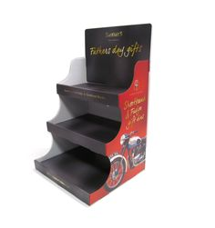 Check out this super cute mini FSDU for Stewart Gift Tins!  Cardboard Display: This week at Kenton Instore we've produced these awesome Mini FSDU / Counter Top Display units and (CTUs)   These will be distributed to hundreds of retailers and supermarkets throughout the UK! For more great POS ideas and designs visit www.kentoninstore.co.uk or call us on 0121 622 3071