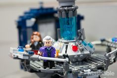 See the new LEGO 'Ghostbusters,' 'Doctor Who' and 'Angry Birds' sets up close Lego News, Ghostbusters, Angry Birds, Doctor Who, Geek Stuff, Geek Things, Tenth Doctor