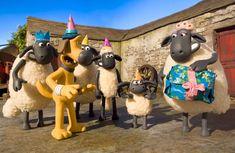 Happy Birthday! Shaun The Sheep, Happy Birthday, Happy Brithday, Urari La Multi Ani