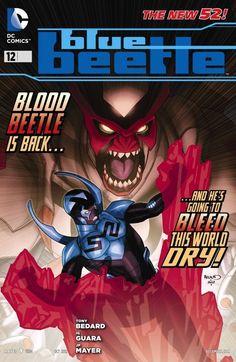 Blue Beetle #12 #BlueBeetle #New52 #DC