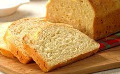 Receita de pão sem farelo para a fase cruzeiro com 1 tolerado.