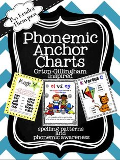 After attending a conference focusing on multi-sensory education and… Phonics Rules, Spelling Rules, Word Work Stations, Kindergarten Language Arts, Spelling Patterns, Reading Anchor Charts, First Grade Activities, Reading Specialist, Gillingham