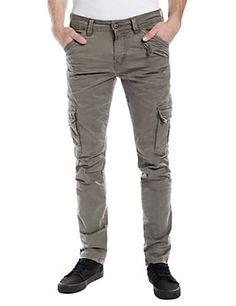 TIMEZONE Hosen lang »BenTZ cargo pants« in stone green im Online Shop von  Baur