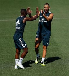The Crackling Duo Of Benzema And Vinicius Is The New Success Mantra Of Madrid? Real Madrid, Success Mantra, Young Guns, Big Love, Sports News, Fitspo, Going Out, Bodybuilding, Fitness Models