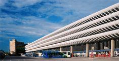 Preston bus station 232-26 - Brutalist architecture