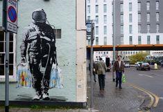 Street Art By Spqr - Bristol (United Kingdom)