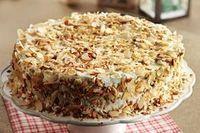Με αυτή την τούρτα είναι βέβαιο ότι θα κατακτήσετε μικρούς και μεγάλους που θα καθίσουν στο γιορτινό τραπέζι σας.