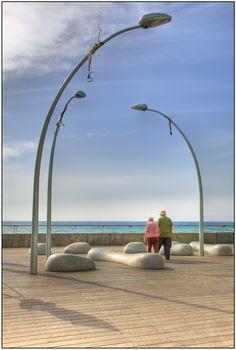 Their Horizon - Israel. Tel-Aviv Port.