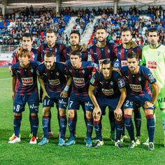 Atzoko hamaikakoa Yesterday's line-up Once inicial ayer  #eibarcelta #hamaikakoa #lineup #alineacion by sdeibar