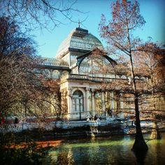 Crystal palace (El Retiro, Madrid)
