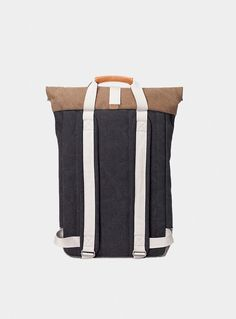 5bfdca61739e Black   Brown Colin Backpack Black And Brown
