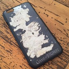 New Game Of Thrones Map iPhone 6 Hard Case New Game Of Thrones iPhone 6 Case…