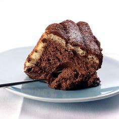 Découvrez la recette Charlotte au chocolat mascarpone sur cuisineactuelle.fr.