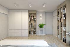 Sypialnia styl Nowoczesny - zdjęcie od BAGUA Pracownia Architektury Wnętrz…