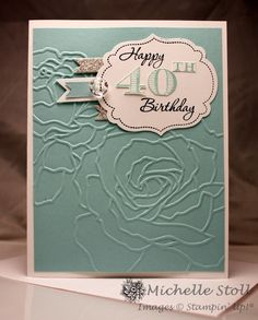 stampin up memorable moments | Stampin Up! / For the Love of Cards: Memorable Moments & a color ...