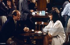 FRASIER -- 'The Adventures of Bad Boy and Dirty Girl' Episode 7 -- Pictured…