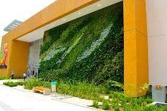 Resultado de imagen para muros verdes artificiales #fachadasverdes