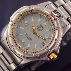 Catawiki online auction house: TAG Heuer - Automatic 200m - Men - 1990-1999