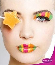 Yazın sımsıcak renklerini makyajında kullanmak isteyenler; Cosmo Home mağazalarımıza uğramayı unutmayın! :)
