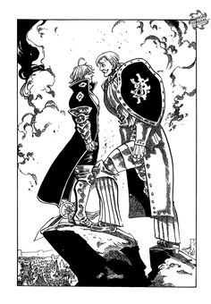The Seven Deadly Sins 184 - Page 6 - Manga Stream