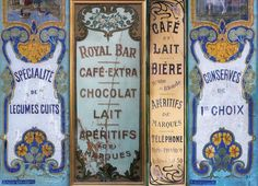 A Journey Into Four Decades Of Unique Signage And Breathtaking Typography From The Streets Of Paris