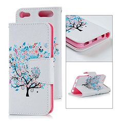 nice iPod Touch 6 6th Generation Case-Mavis's Diary Colored Drawing PU Leather Magnetic Flip Protective Cover Shell Wallet Case Folio Pouch Holster iPod Touch 6th Generation(Pattern 9)