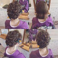 お呼ばれ結婚式に♡和装に合わせたいヘアスタイルまとめ in 2020 Hair Arrange, Hair Looks, Hair And Nails, Bridal Hair, Kimono, Dreadlocks, Hairstyle, Wedding, Yahoo Beauty